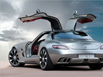 Mercedes-Benz SLS AMG
