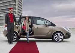 Opel Meriva В