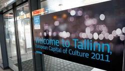 Добро пожаловать в Таллин