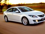 Mazda 6 - отличница японского автопрома