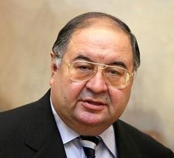 Усманов Алишер Бурханович