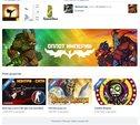 Игры ВКонтакте