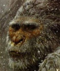 Снежный человек (Йети)