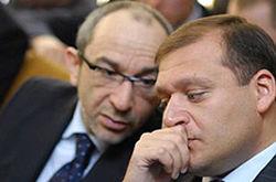 Официально: Добкин с Кернесом бежали из Украины