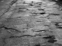 Разбитая магистраль