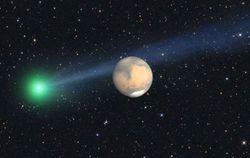 «Хаббл» обнаружил комету с шестью хвостами - что удивило ученых