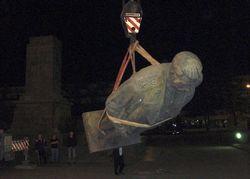 Памятник Сталину в Гори начнут восстанавливать уже в сентябре