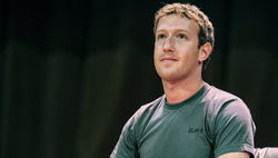 Цукерберг стал первым статусным пользователем сервиса Jelly