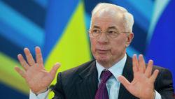 Азаров перед ОБСЕ оправдал отказ от СА временными трудностями в экономике
