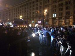 Главная акция в поддержку евроинтеграции на Майдане намечена на воскресенье