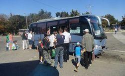 В Донецк из других регионов возвращаются переселенцы