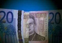 В Литве литы будут в обращении наравне с евро до 15 января