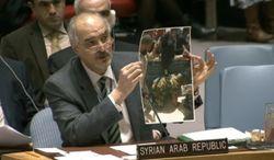Посол Сирии обманул Совбез ООН фотографиями из Ирака