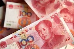 Курс юаня максимально поднялся с 2005 года