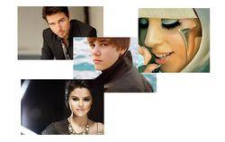 Названы популярные звезды мирового шоу-бизнеса: Том Круз, Селена Гомес и Джастин Бибер