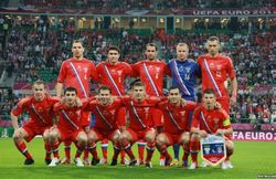 Футболисты сборной России по футболу потеряли в банке по 30 млн. рублей