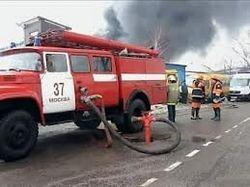 В Узбекистане сгорел очередной рынок - теперь в Фергане