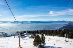 В Словении начался горнолыжный сезон
