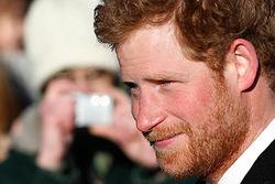 Королевский конфликт: Елизавете II не нравится борода принца Гарри