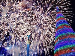 В Киеве начнут празднования Нового года с 14 декабря