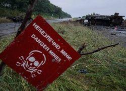 Террористы заминировали семь мостов в Луганской и Донецкой областях