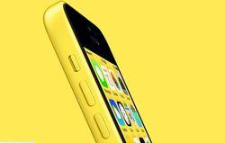 Американцы выбирают желтый iPhone 5C с 16 Гб памяти