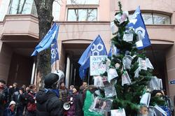 В Украине увольняют с работы за поддержку Евромайдана - СМИ