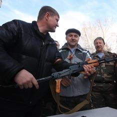 Ситуация в Крыму накаляет обстановку во всей Украине