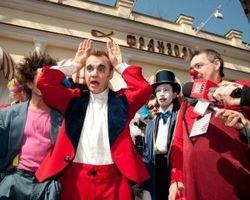 В Украине появилась третья сила – Сатирически-демократическая партия