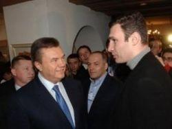 Кличко приехал на переговоры к Януковичу