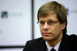 В Латвии за участие в марше Waffen SS отправлен в отставку министр Цилинскис
