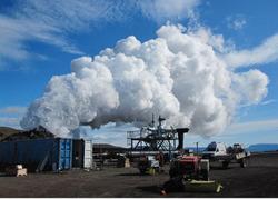В Исландии запущена первая в мире промышленная геотермальная электростанция