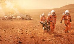 Атмосфера Марса экранизирует, защищая планету от космической радиации
