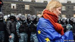 Грузинские депутаты поддержали европейские стремления Украины