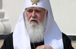 Патриарх Филарет,Украина,необъявленная война