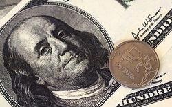 ЦБ РФ возобновит интервенции при курсе 90 рублей за доллар – Bloomberg