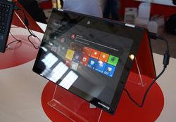 Lenovo займется производством гибридных компьютеров