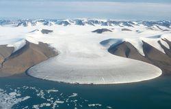 Камчатский пепел несет угрозу ледяной шапке Гренландии