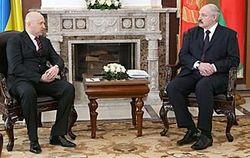 Лукашенко нашел с Турчиновым понимание по всем актуальным вопросам