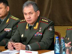 Шойгу начал учения российских войск на границе с Украиной