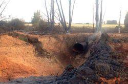 Из-за взрыва газопровода на Полтавщине потеряно до 10 млн. кубометров газа