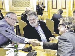 Порошенко оставит Коломойского губернатором Днепропетровской области