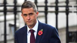 Министр обороны Великобритании Гэвин Уильямсон