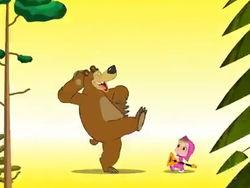 """Новая 42-я серия """"Маша и Медведь: День Кино"""" установила рекорд в Youtube"""