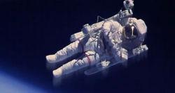 Космонавтам обещают реактивный ранец для работы в космосе через 2 года