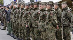 Польша начала военные учения