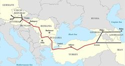 Иран планирует потеснить Россию на газовом рынке ЕС