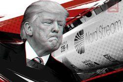 """Трамп по-серьезному взялся за """"Северный поток-2"""""""