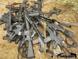 Украину заполонило нелегальное оружие – насчитали более 3 млн. огнестрелов