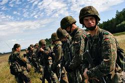 Бундесвер поможет с мониторингом перемирия в Донбассе